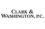 clark & washington logo