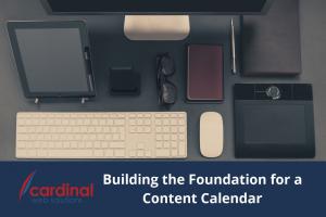 content, calendar, social, media