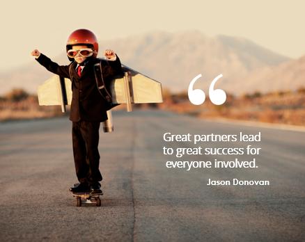 partners quote