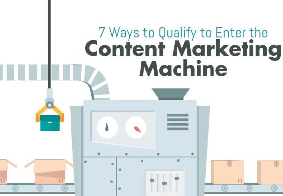 Content infographic snip