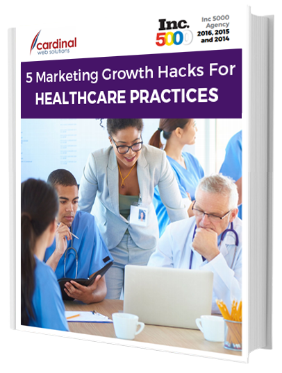 healthcare digital marketing hacks