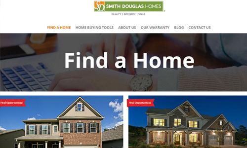 smith douglas homes