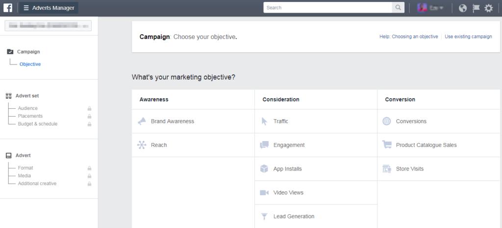 Understanding Facebook Ad Types