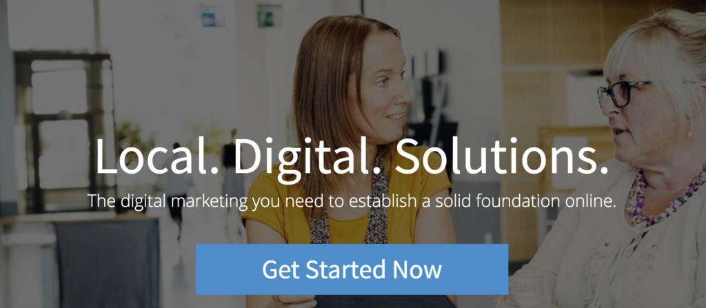 Digital Marketing Agency the Usual Splash Page