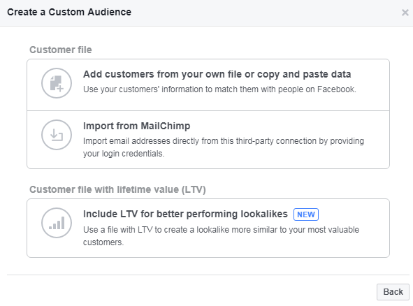 The Definitive Guide to Facebook Custom Audience Targeting