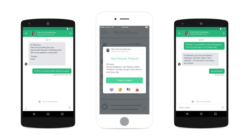 In App Messaging