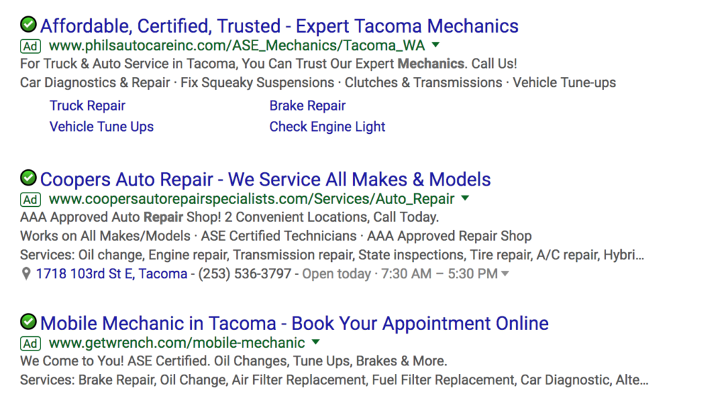 Optimizing Ads for Paid Search, Running AdWords Campaign