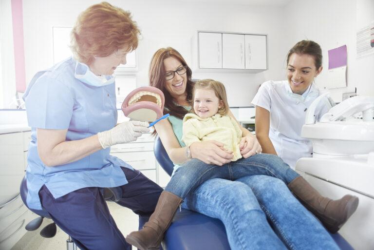 Dentist Digital Marketing - Early Dental Care