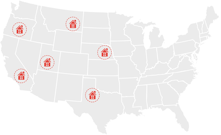 Papa Johns Locations Map