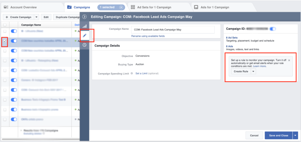 How to lower CPA and boost CTR in Facebook ad conversion