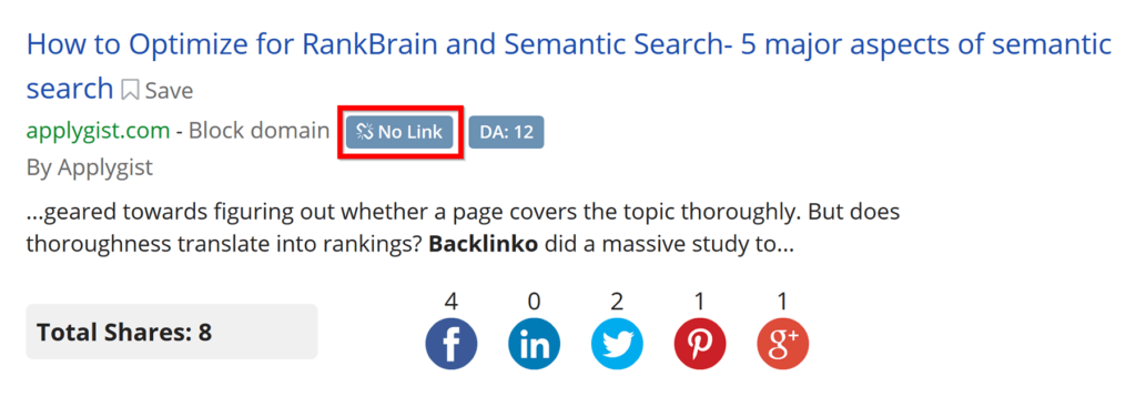 Request a backlink from website that quote your content or used your infographics without linking back