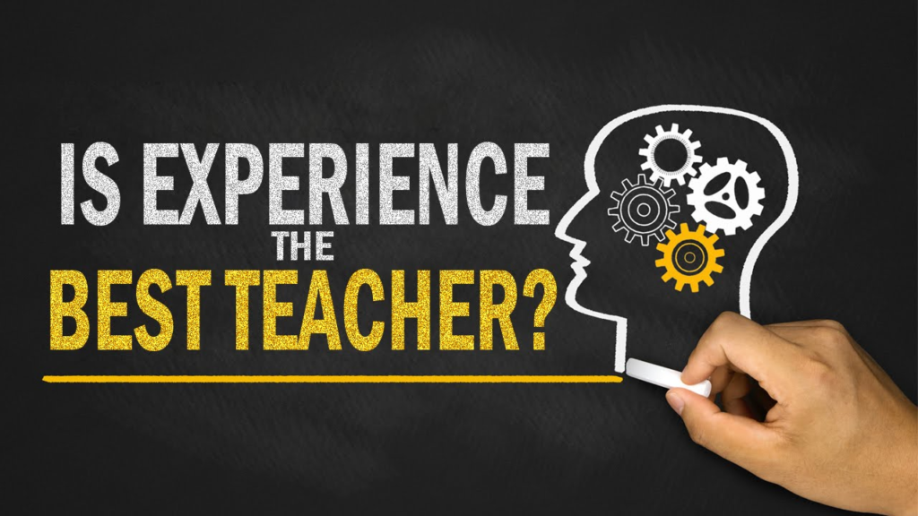 Is experience the best teacher when it comes to SEO?