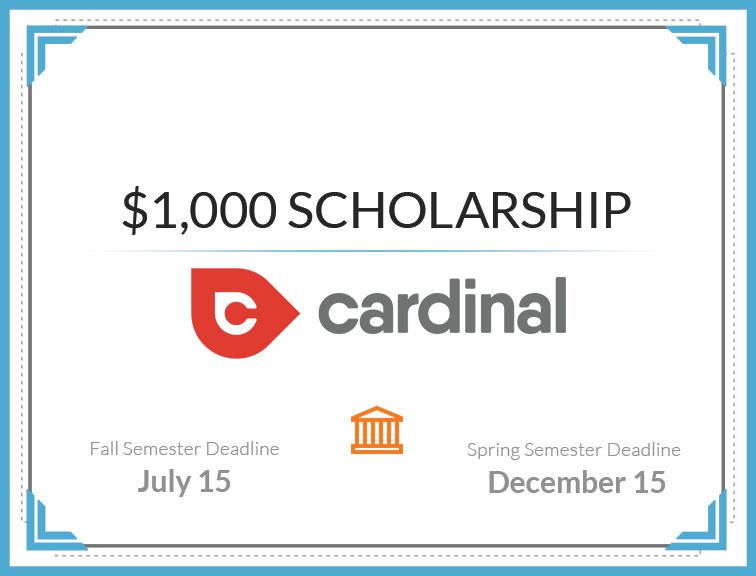 Cardinal Scholarship Fund