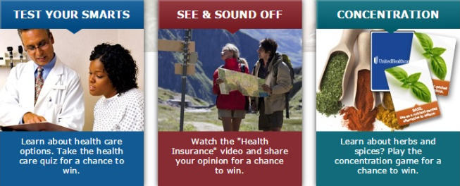 United Healthcare Campaign
