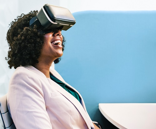 Virtual Reality is used for Medical Training