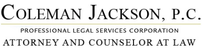 Coleman Jackson Tax Attorney