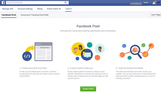 Adding Facebook Pixel Tracking