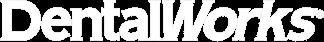 DentalWorks Logo White
