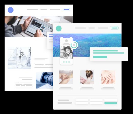 Healthcare Practices Web Design Services