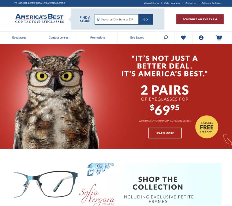 Americas Best Website