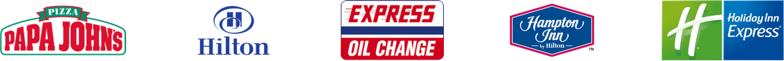 Franchise Client Logos