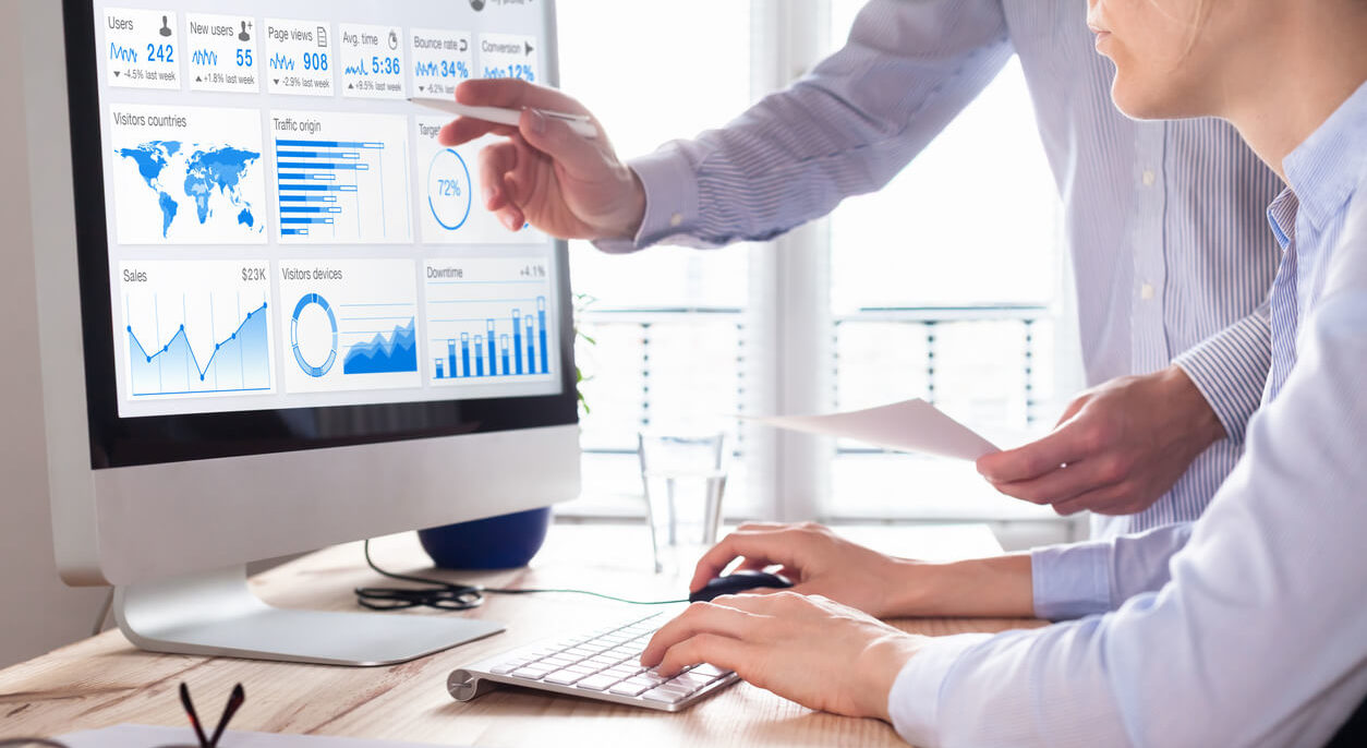 your marketing agency should have robust data analytics