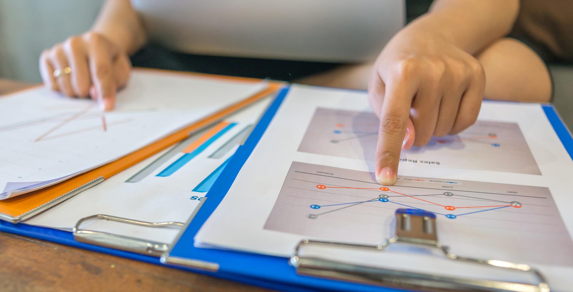 goal setting with a new digital marketing agency