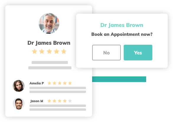 Dentist Web Design Patients