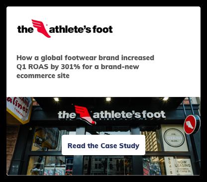 Athletes Foot Digital Marketing Case Study