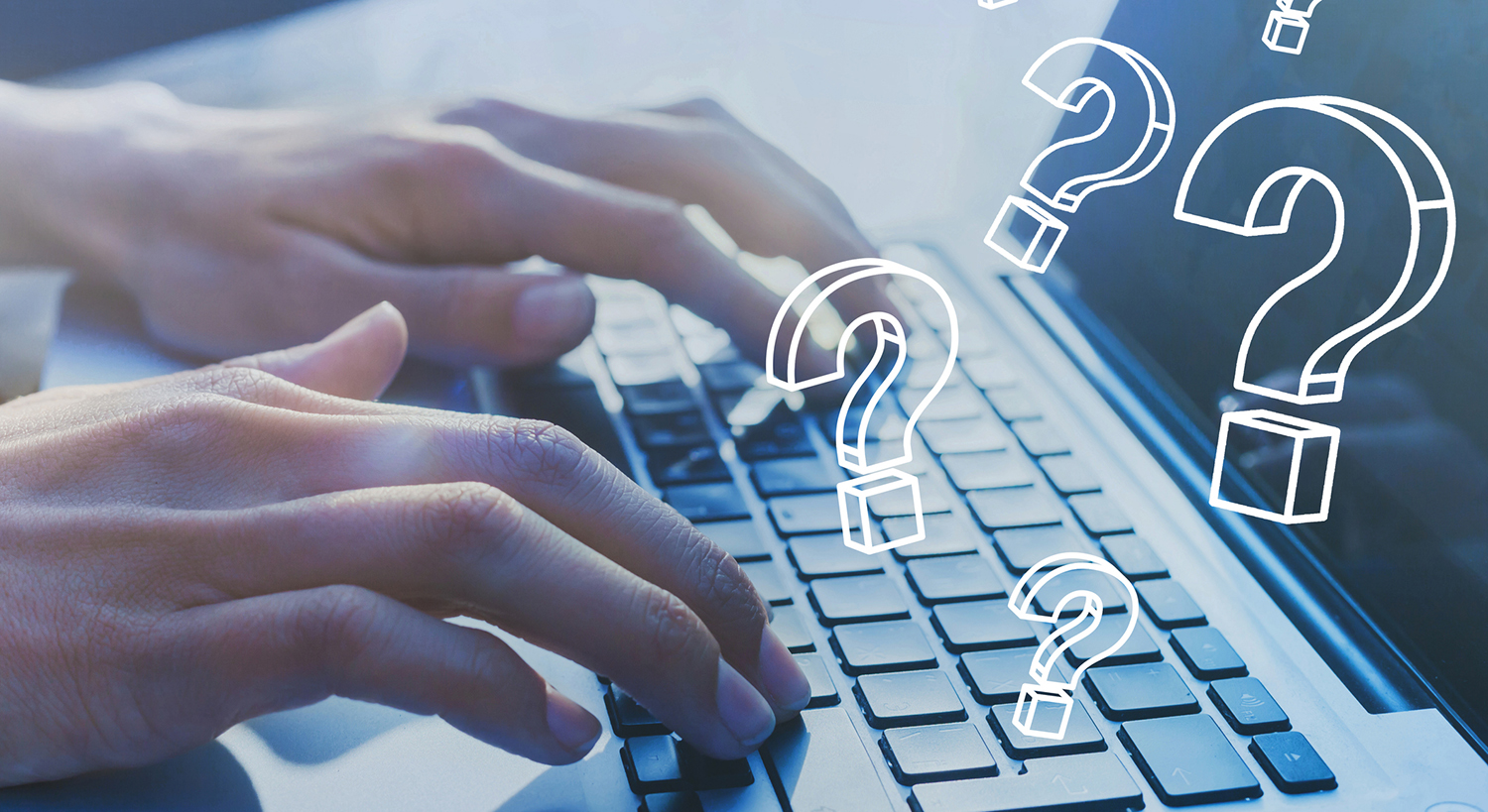what question do searchers have?