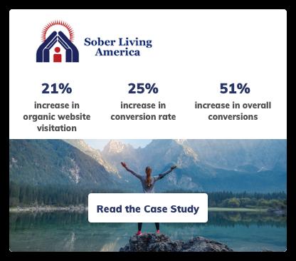 Sober Living Case Study