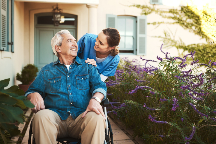 Assisted Living Web Design Agency