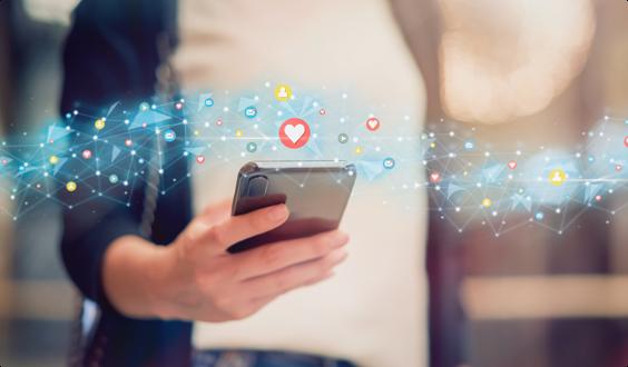 Reach Across Social Media Channels