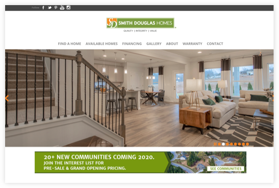 Home Builder Company Overview