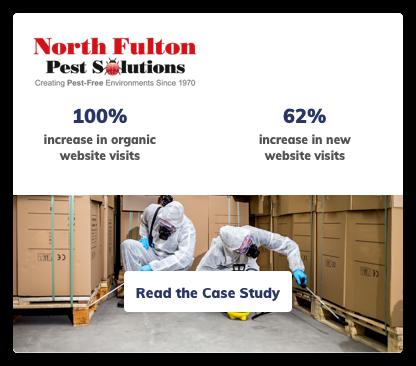 Pest SEO Digital Marketing Case Study