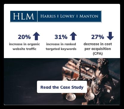 Personal Injury Lawyer Case Study
