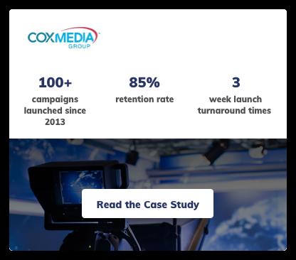 COX Media Case Study