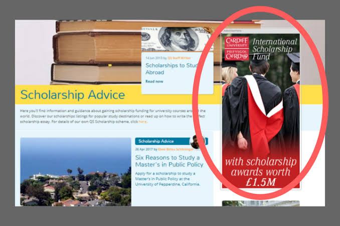 banner ads that increase student enrollment