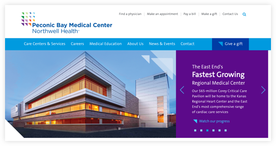 Medical Center Company Overview