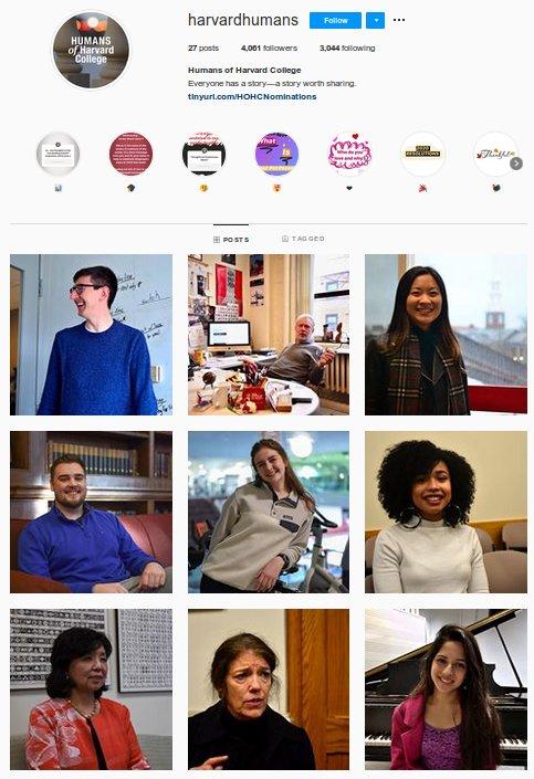 higher education social media marketing campaign