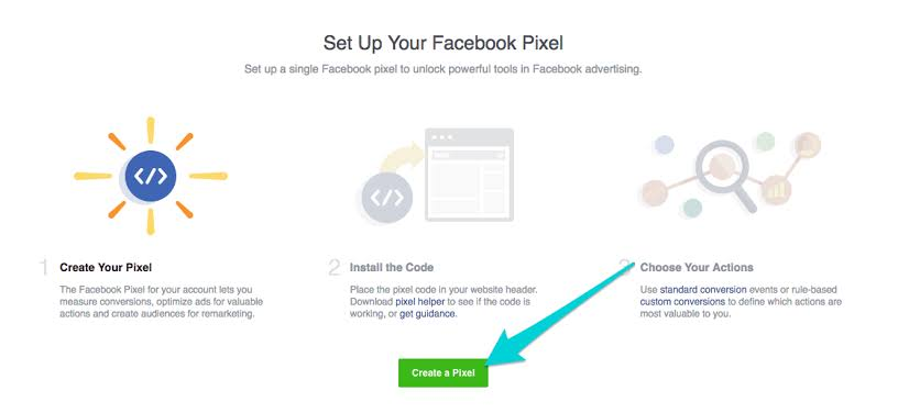 how to set up your facebook pixel