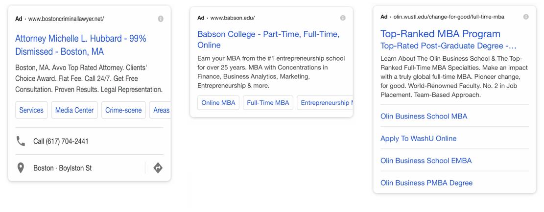 google ads for mobile