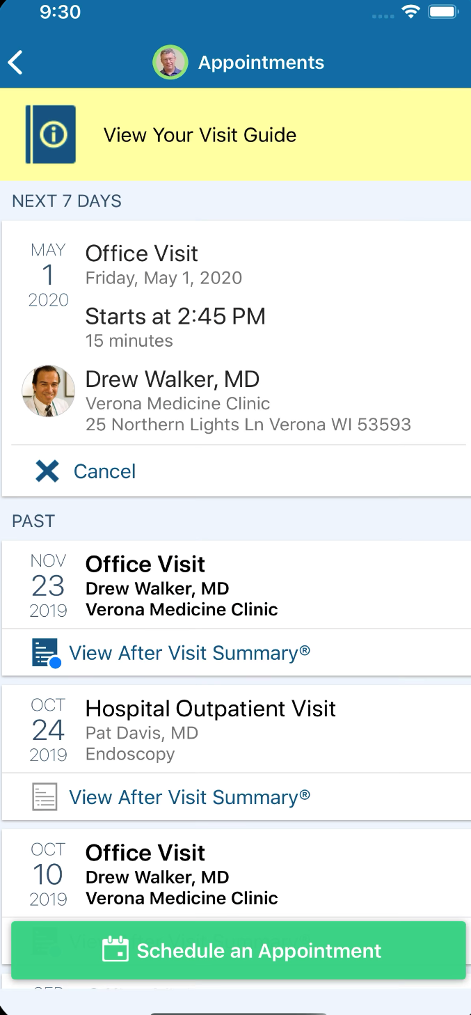App to help patients easily navigate their healthcare