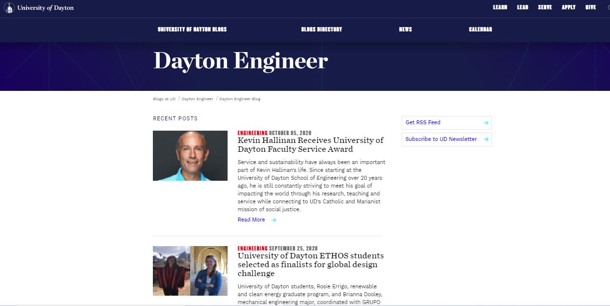 Higher Ed Blog