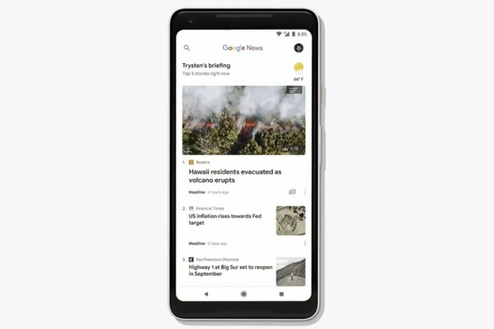 Amp compliance allows your content to be added to Google news