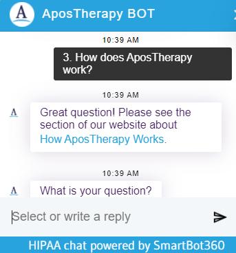 HIPPA Compliant Chatbot