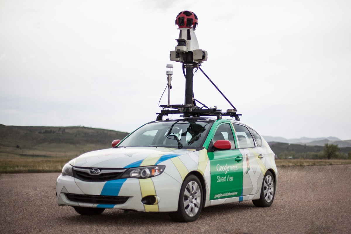 Google Cars Mapping Street View for Local SEO