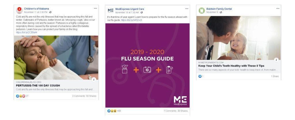 Use social media to advertising your urgent care center