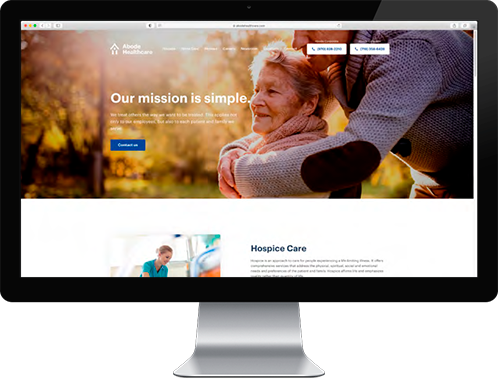 Abode Website