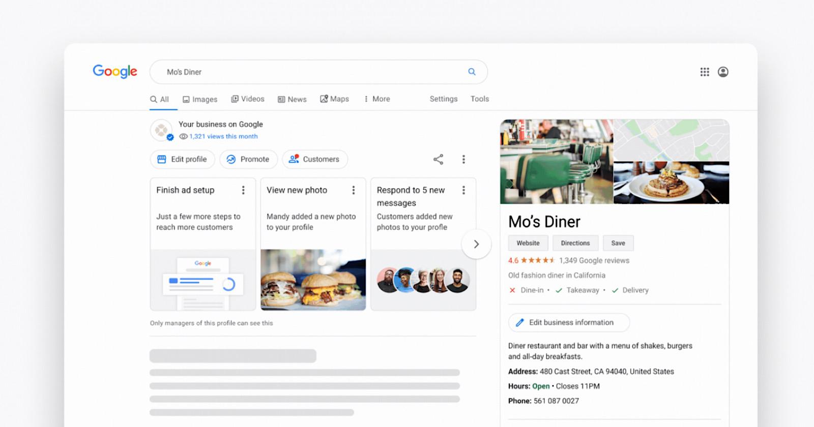 Google Ratings for digital reputation